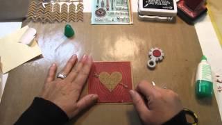 Cardmaker Magazine Weekly Challenge  - February 11