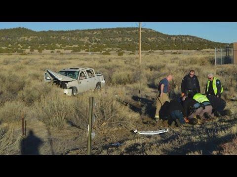 Amber Alert ends after chase, crash in Colorado