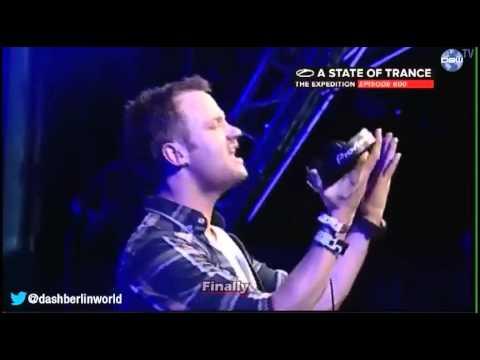 ASOT 600 Dash Berlin Live Mexico | Mikkas & Amba Shepherd - Finally | with Lyrics