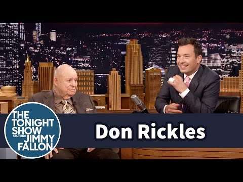 Thumbnail: Don Rickles Heckles Jimmy Fallon and The Roots