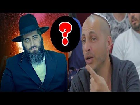 ☢ בול פגיעה - עדי לאון שואל את הרב רונן שאולוב למה השם לא עושה נס גלוי עכשיו?!