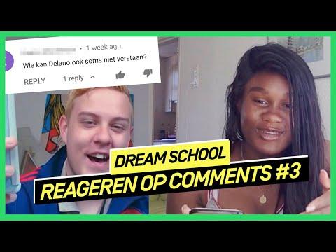 Reageren op jullie reacties #3 | DREAM SCHOOL 2020