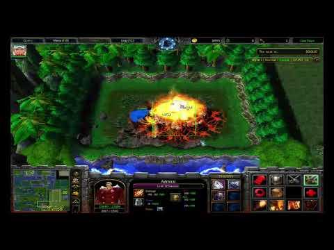 Warcraft 3 One Piece Marine Defense 3.0
