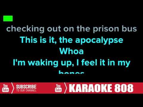 Radioactive Lyrics   Imagine Dragons Acoustic Versions   Karaoke 808