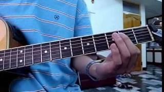 [吉他譜] 許哲珮 - 誰