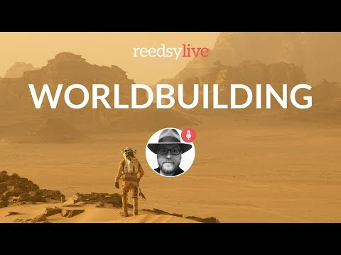 Worldbuilding Tips from the Editor of 'The Martian' — ReedsyLive