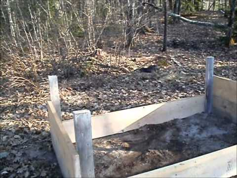 how to build a raised garden bed youtube