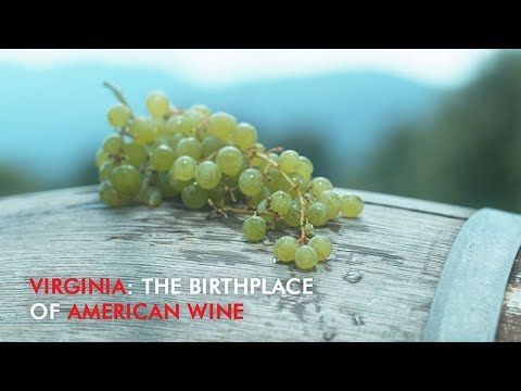 Birthplace of American Wine