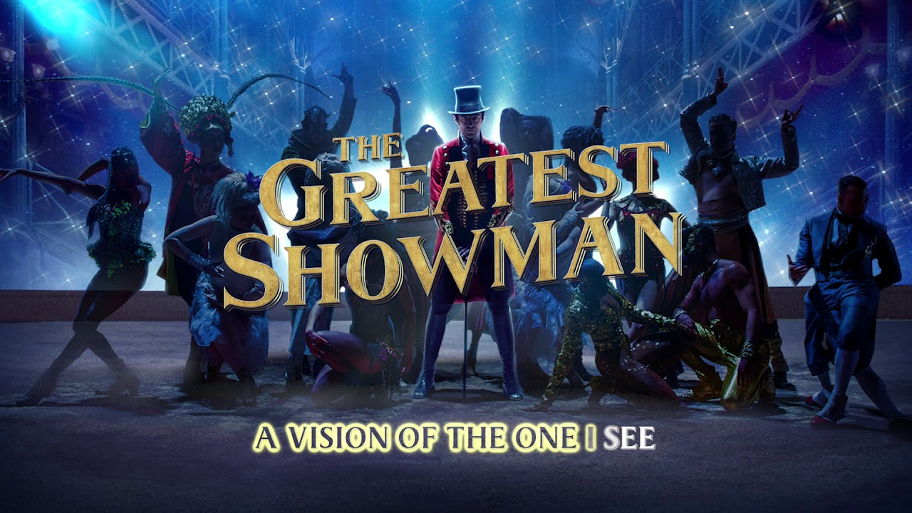 The Greatest Showman Cast - A Million Dreams (Instrumental) [Official Lyric Video]