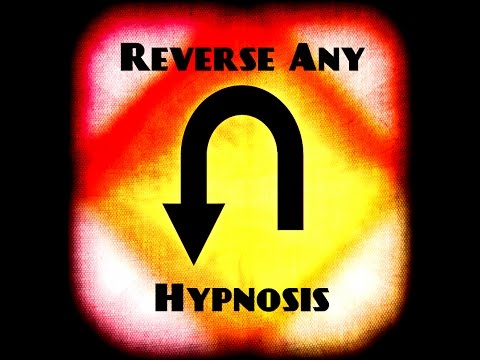 Antivirus Reverse Negative Hypnosis Reset Brainwashing Restore Factory Settings Binaural Subliminal