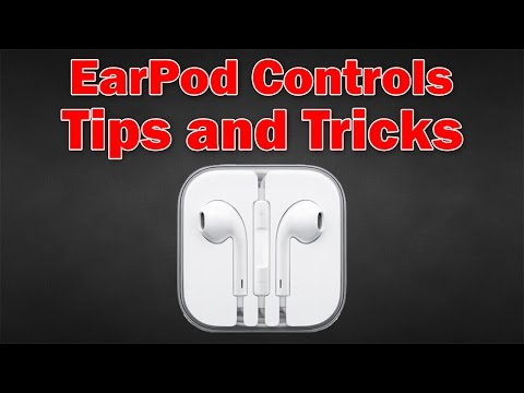 Apple EarPod Controls: Tips and Tricks (iPhone, iPod touch & iPad)