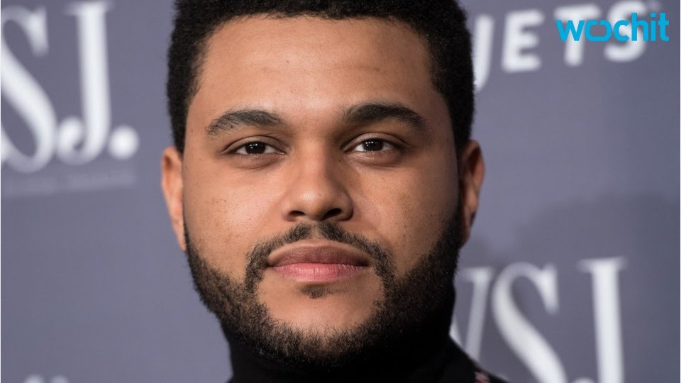 The Weeknd Says He No Longer Does Hard Drugs