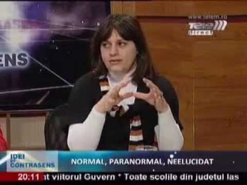 Niculina Gheorghita la Idei pe contrasens, Tele M Iasi, 7 feb 2012