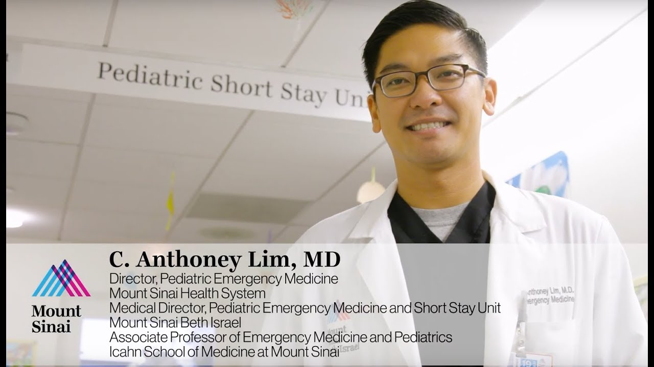 Pediatric Emergency Medicine Services