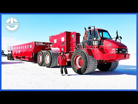 7 Most Incredible Arctic Trucks You Have To See