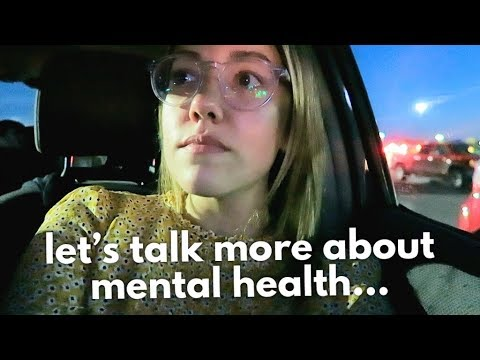 let's talk more about mental health... (hurtful judging, assuming, comparing...)| Katie Carney thumbnail