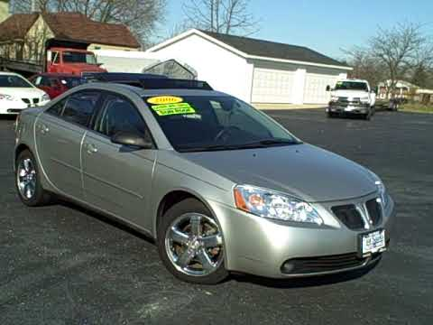 2007 pontiac g6 problems