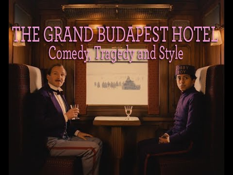 The Grand Budapest Hotel: Comedy, Tragedy & Style streaming vf
