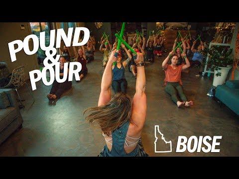 Pound & Pour | Boise, Idaho (Vlog)