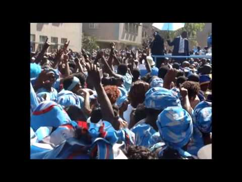 Peter Mutharika at the High court