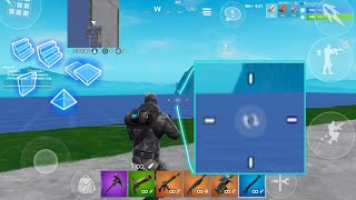How to get a custom crosshair in Fortnite mobile (no hacks needed)