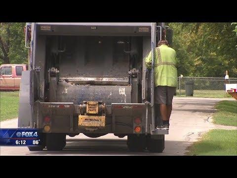 Garbage man saves 3-year-old Azle boy
