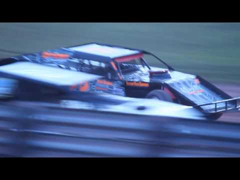 (Part 2/2) 7-16-16 ABC Raceway Modified Heat Jeff Spacek