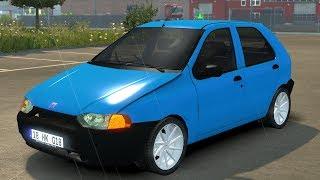 ETS 2 Fiat Palio POV Test Drive