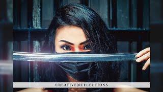 Creative Reflections: Sayomi Photoshoot