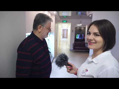 Экскурсия гигиениста Вифании Инкин по клинике Дента-Люкс