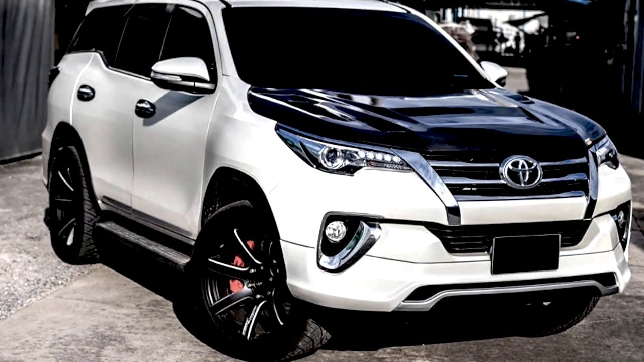 This TOYOTA FORTUNER Will Blow Your Mind