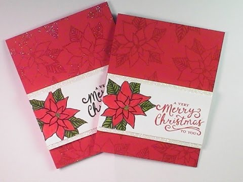 Stampin Up Holiday Reason For The Season Swap Card YouTube