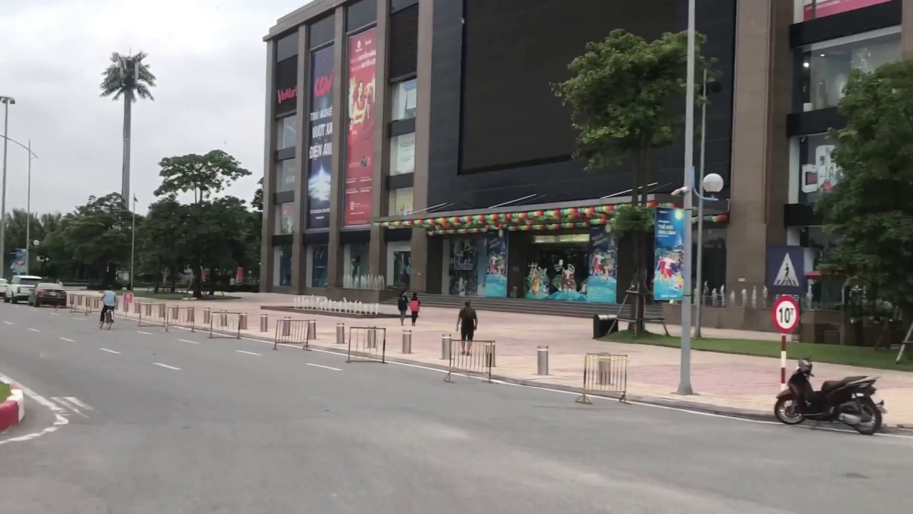 Vinhomes Riverside Long Biên, Hà Nội tháng 09.2018