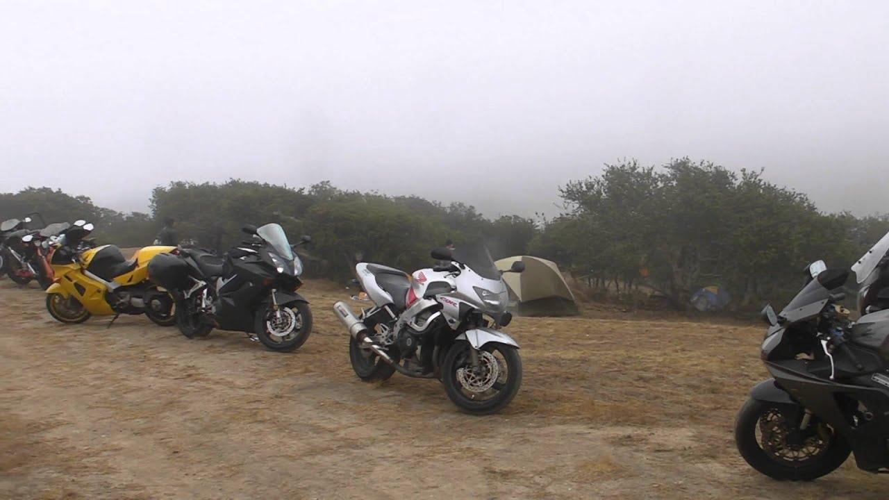 Laguna Seca Raceway >> MotoGP Laguna Seca 2012 Motorcycle Camping Trip - YouTube