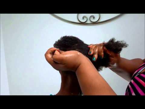 cute-girls-hairstyles---detangling-natural-hair---how-to-detangle-black-kids-hair.