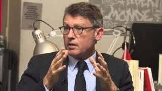 En Direct De Mediapart: Vincent Peillon Et L'école Des Enseignants.