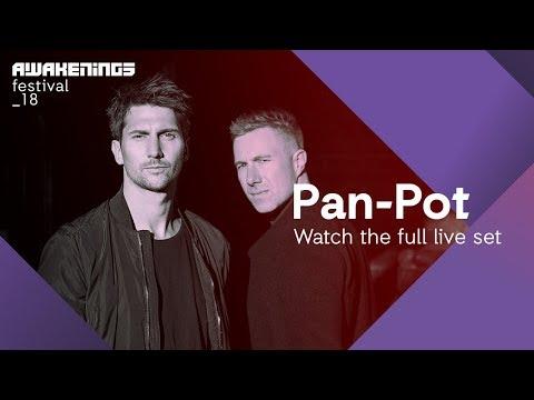 Awakenings Festival 2018 Sunday - Liveset Pan Pot @ Area W