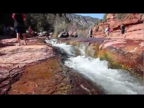 A Visit to Slide Rock Park Near Sedona, Arizona