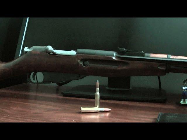 モシン・ナガン M44 実銃レビュー Part2