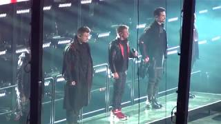 Gambar cover Backstreet Boys DNA Tour - Everyone/I Wanna Be with You/The Call - London O2 Arena 17/06/2019