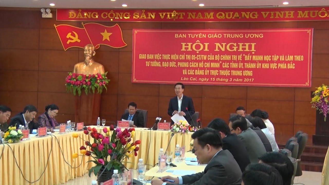 """Đẩy mạnh """"Học tập và làm theo tư tưởng, đạo đức, phong cách HCM""""' KV phía Bắc, các ĐU trực thuộc TƯ"""
