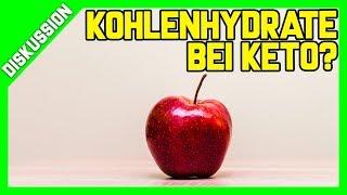 Kohlenhydrate bei ketogener Ernährung? Wann solltest du Carbs einbauen?