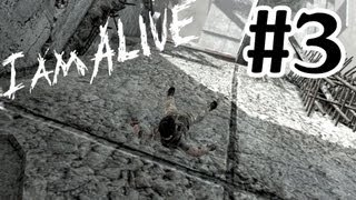I Am Alive Walkthrough Part 3 - PC Max Settings Gameplay With Commentary 1080P