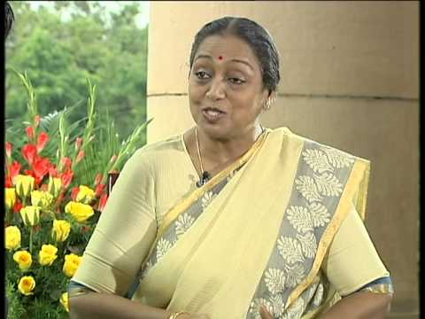 Honorable Speaker Smt. Meira Kumar congratulated LSTV on completion of seven years.