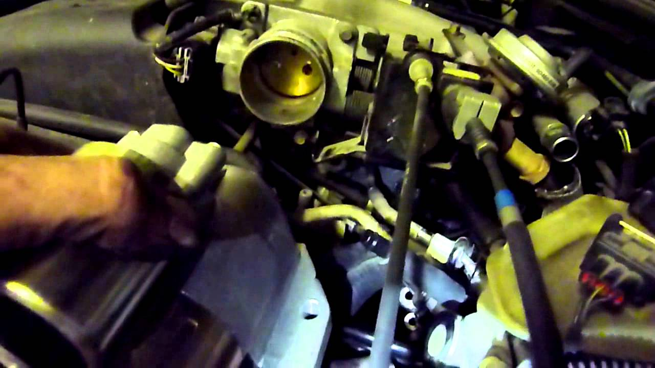 ford contour starter replacement [ 1280 x 720 Pixel ]