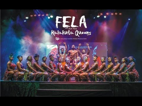 MY Gidi Culture Fest/Fela and the Kalakuta queens experience in Lagos, Nigeria
