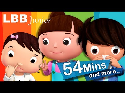 Don't Pick Your Nose Song | And Lots More Original Songs | From LBB Junior!