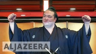 While Japan is famous for sumo wrestling, it had been 19 years sinc...