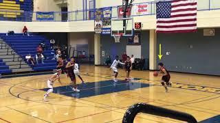 2017/2018 Marcelo Fung Basketball Highlights - C/O 2021