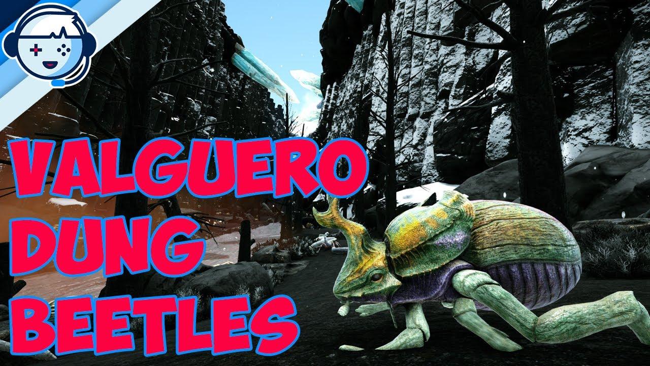Finding Dung Beetles on Valguero! | Ark: Survival Evolved | No Fly Server |  Gentleman's Ark S3:Ep07